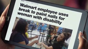 Walmart TV Spot, 'Associate Thank You' Song by Macy Gray
