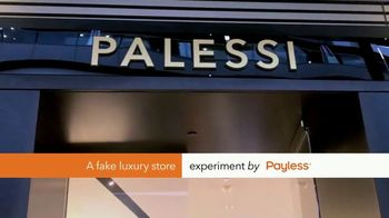Payless Epic Holiday Deals TV Spot, 'The Payless Experiment: Paid Too Much' - Thumbnail 2