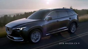 2018 Mazda CX-9 TV Spot, 'Anthem: Inspiration' Song by M83 [T2] - Thumbnail 4