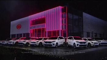 Kia Evento Ilumina el Fin de Año TV Spot, '2018 Holidays: espectáculo de luz' [Spanish] [T1]