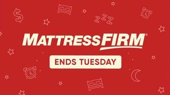 Mattress Firm TV Spot, 'Most Popular Sale: Serta Memory Foam Queen' - Thumbnail 1