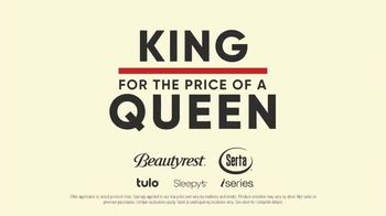 Mattress Firm TV Spot, 'Most Popular Sale: Serta Memory Foam Queen' - Thumbnail 3