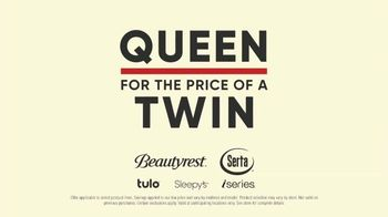 Mattress Firm TV Spot, 'Most Popular Sale: Serta Memory Foam Queen' - Thumbnail 4