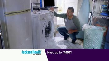 Jackson Hewitt Tax Service TV Spot, 'Paystub'
