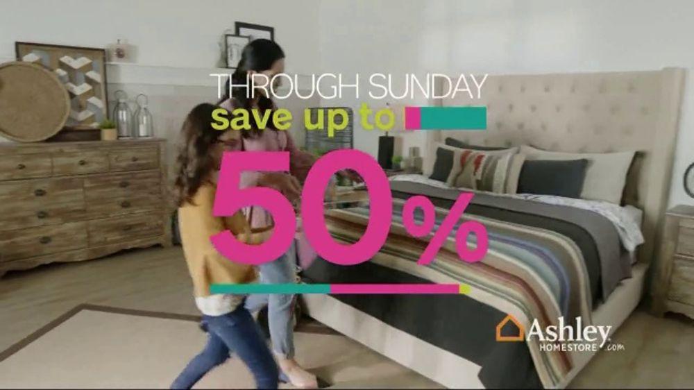 Ashley Homestore Black Friday Sale Tv Commercial