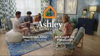 Ashley HomeStore Black Friday Sale TV Spot, 'Extended: Norrister and Sciolo' Song by Midnight Riot - Thumbnail 10