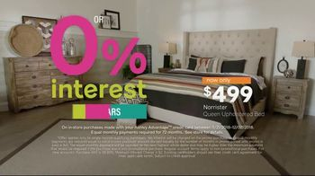 Ashley HomeStore Black Friday Sale TV Spot, 'Extended: Norrister and Sciolo' Song by Midnight Riot - Thumbnail 6