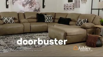 Ashley HomeStore Black Friday Sale TV Spot, 'Doorbusters: Ashley-Sleep and Gerlane' Song by Midnight Riot - Thumbnail 7