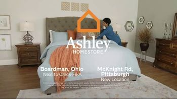 Ashley HomeStore Black Friday Sale TV Spot, 'Doorbusters: Ashley-Sleep and Gerlane' Song by Midnight Riot - Thumbnail 8