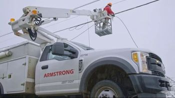 Armstrong One Wire TV Spot, 'Winter Service' - Thumbnail 8