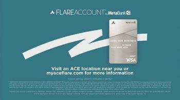 MetaBank ACE Flare Account TV Spot, 'Empowerment' - Thumbnail 9