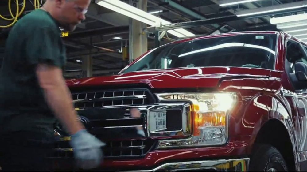 Ford Built for the Holidays Sales Event TV Commercial, 'Hey Santa, Top This' [T2]