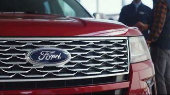 Ford Built for the Holidays Sales Event TV Spot, 'Hey Santa, Top This' [T2] - Thumbnail 7