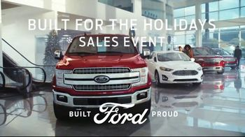Ford Built for the Holidays Sales Event TV Spot, 'Hey Santa, Top This' [T2] - Thumbnail 8