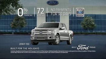Ford Built for the Holidays Sales Event TV Spot, 'Hey Santa, Top This' [T2] - Thumbnail 9