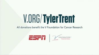 The V Foundation for Cancer Research TV Spot, 'Tyler Strong' - Thumbnail 8
