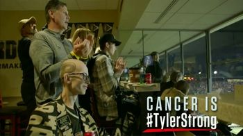 The V Foundation for Cancer Research TV Spot, 'Tyler Strong' - Thumbnail 3