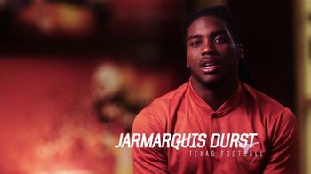 Big 12 Conference TV Spot, \'Champions for Life: Jarmarquis Durst\'