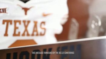 Big 12 Conference TV Spot, 'Champions for Life: Jarmarquis Durst' - Thumbnail 4