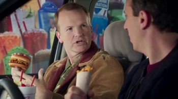 Sonic Drive-In Fritos Chili Cheese Faves TV Spot, 'Pulling Me Back In'
