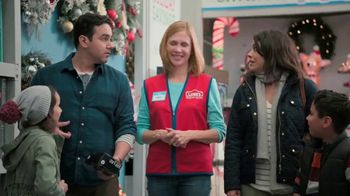 Lowe's Holiday Savings TV Spot, 'Peace on Earth: Christmas Lights'