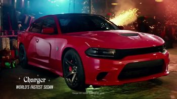 Dodge Black Friday Sales Event TV Spot, 'Upgrade' Featuring Bill Goldberg [T2]