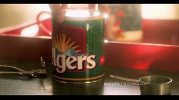 Purple Mattress Black Friday Sale TV Spot, 'Coffee' - Thumbnail 1