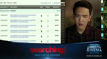 DIRECTV Cinema TV Spot, 'Searching'