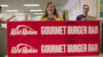 Red Robin Gourmet Burger Bar TV Spot, 'El jefe' [Spanish]
