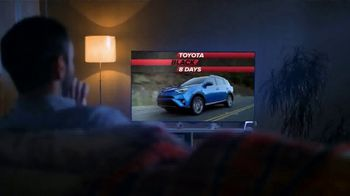 Toyota Black 8 Days TV Spot, 'Extraordinary Deals: Camry & Corolla' [T2] - Thumbnail 1