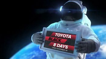 Toyota Black 8 Days TV Spot, 'Extraordinary Deals: Camry & Corolla' [T2] - Thumbnail 5