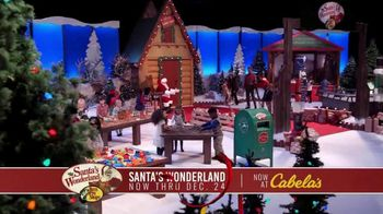 Bass Pro Shops TV Spot, 'Santa's Wonderland: Homemade Ornaments' - Thumbnail 4