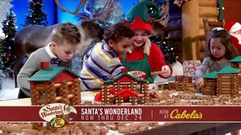 Bass Pro Shops TV Spot, 'Santa's Wonderland: Homemade Ornaments' - Thumbnail 5