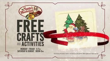 Bass Pro Shops TV Spot, 'Santa's Wonderland: Homemade Ornaments' - Thumbnail 9