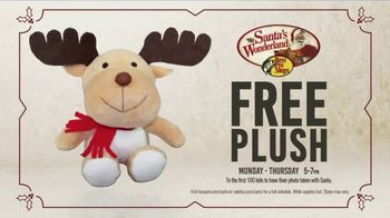 Bass Pro Shops TV Spot, 'Santa's Wonderland: Homemade Ornaments' - 2 commercial airings