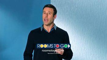 Rooms to Go Mattress Month TV Spot, 'Leggett & Platt Adjustable Base' - Thumbnail 10