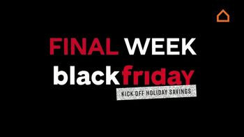 Black Friday Kickoff Holiday Savings: One More Week thumbnail