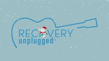 Recovery Unplugged TV Spot, 'Happy Holidays'