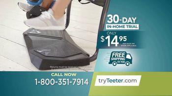 Teeter Hang Ups FitSpine TV Spot, 'I Wrecked My Back' - Thumbnail 10