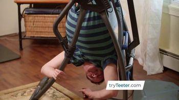 Teeter Hang Ups FitSpine TV Spot, 'I Wrecked My Back' - Thumbnail 5