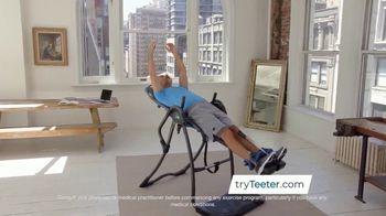 Teeter Hang Ups FitSpine TV Spot, 'I Wrecked My Back' - Thumbnail 7