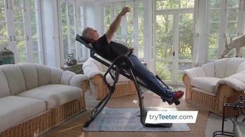 Teeter Hang Ups FitSpine TV Spot, 'I Wrecked My Back' - Thumbnail 8