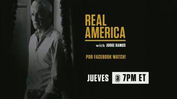 Facebook Watch TV Spot, 'Real America With Jorge Ramos: problemas' [Spanish]