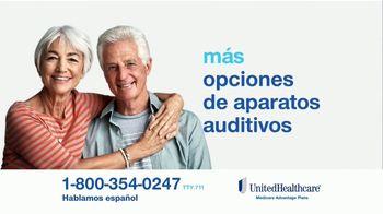 UnitedHealthcare AARP MedicareComplete TV Spot, 'Buenas noticias' [Spanish]