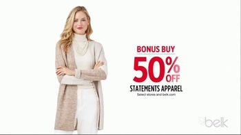 Belk Friends & Family Sale TV Spot, 'Special Beauty Offer' - Thumbnail 4