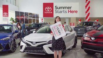 Toyota Summer Starts Here TV Spot, 'Flash Cards: 2018 Tacoma' [T2] - Thumbnail 5