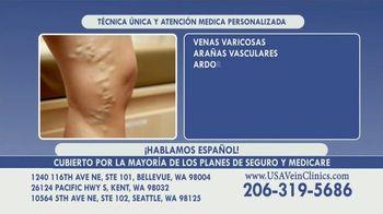USA Vein Clinics TV Spot, 'No demore su visita' [Spanish] - Thumbnail 2