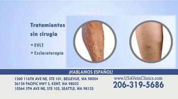 USA Vein Clinics TV Spot, 'No demore su visita' [Spanish] - Thumbnail 6