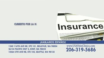 USA Vein Clinics TV Spot, 'No demore su visita' [Spanish] - Thumbnail 7