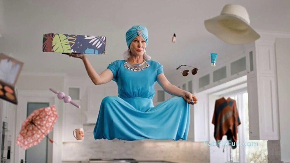 FabFitFun.com TV Commercial, 'Genie'